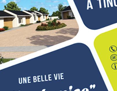 Brochure pour Les Loriots SARL