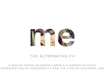 ME | Creative & Alternative Personal CV