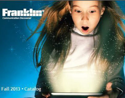 Franklin Spring 2014 Catalog