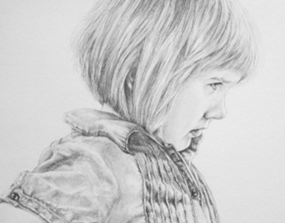 Drawing / Lily