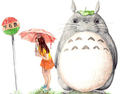 Ongoing Ghibli Tribute