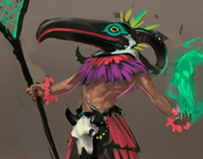 Dragons of Elanthia: Character Concepts