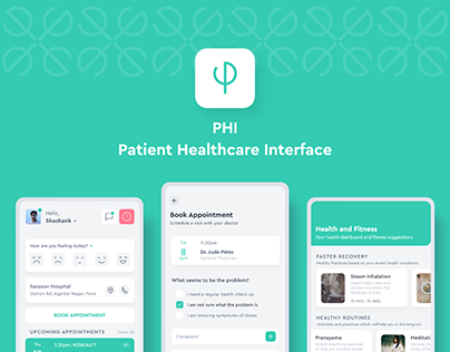 PHI: Platform for Patient Engagement