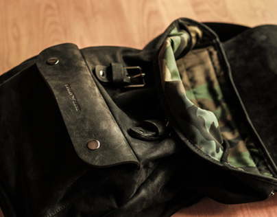 Anchor Division x Logan Zane NYC - Rucksack