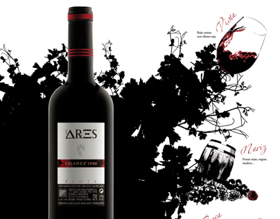 Dios Ares Wine
