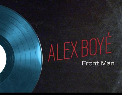 Alex Boyé - Front Man Titles
