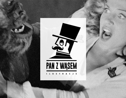 """Pan z Wąsem"" - studio ilustracji 