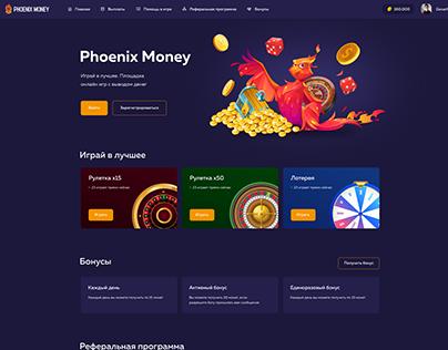 Phoenix Game: Online cash withdrawal platform