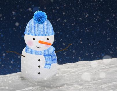 Free January Desktop Calendar 2014
