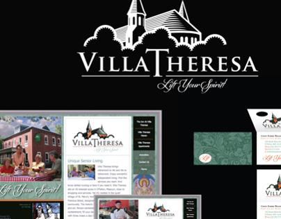 Villa Theresa Branding Campaign