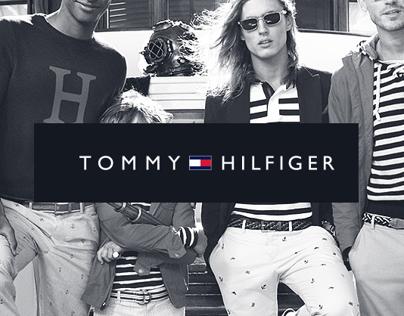 Tommy Hilfiger - Digital Campaign