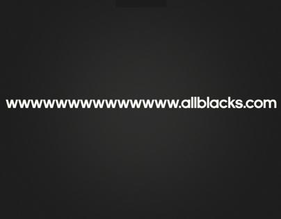 adidas | All Blacks social media (One Show Silver)