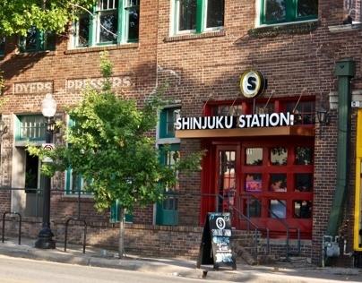 Shinjuku Station / Izakaya Style Restaurant