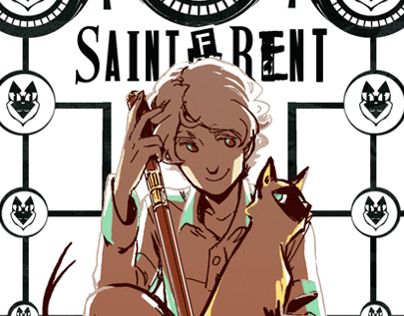 """""""Saint for Rent"""" - Chapter One Excerpts"""