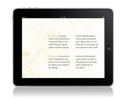 IPad – Deciphering Glyphs