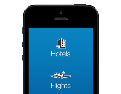 Priceline.com iOS App: Hotels