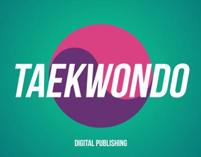 Taekwondo Infograhics