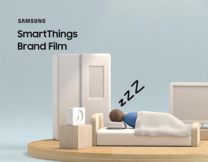 Samsung SmartThings Brand Film