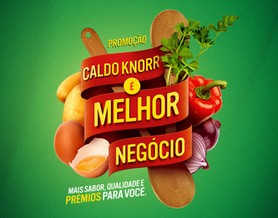 Caldo Knorr é Melhor Negócio