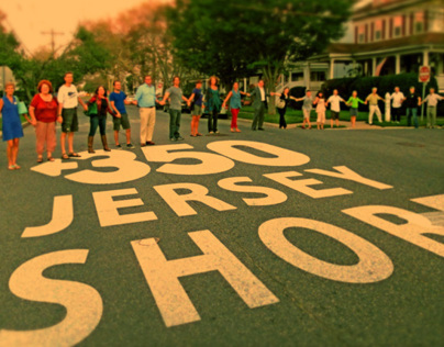 350.org Jersey Shore