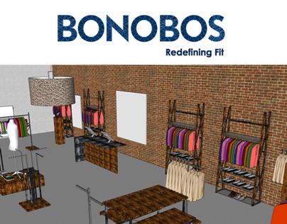 BONOBOS POP-UP SHOP