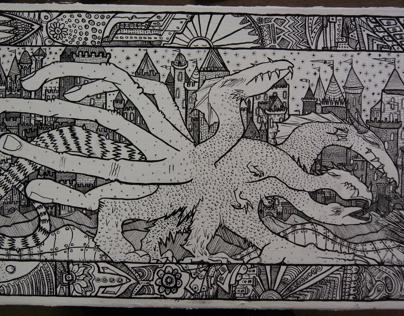Hydra and the City