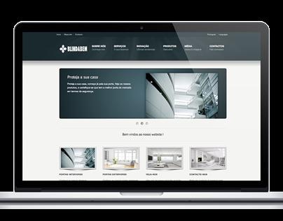 Blindabem website