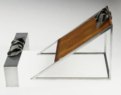 Mies Chair, Archizoom Associati, Model | Fall 2013