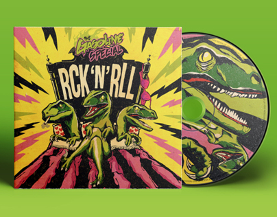 Gasoline Special: RCK'N'RLL Project by Butcher Billy