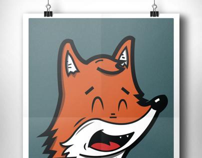POSTER FOXX