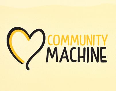 IIASA - Community Machine