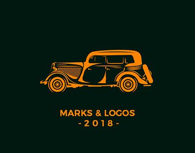Marks & Logos - 2 0 1 8