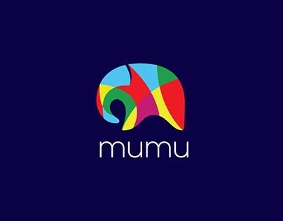 mumu Logo Design