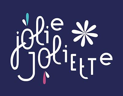Proposition de logo - Jolie Joliette
