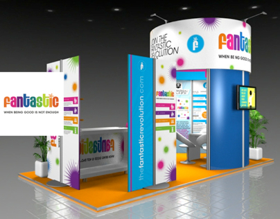 Fantastic Exhibition Stand