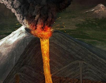 Mexican Volcanoes on Quo Magazine
