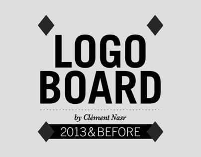 Logo board 2013
