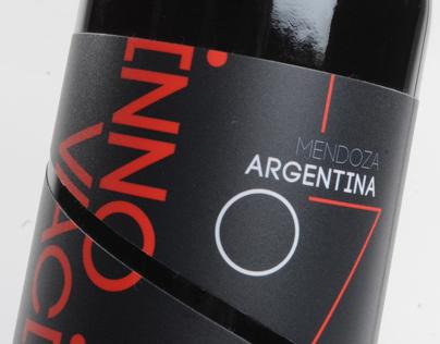 Innovación Wine Label and Bag Redesign