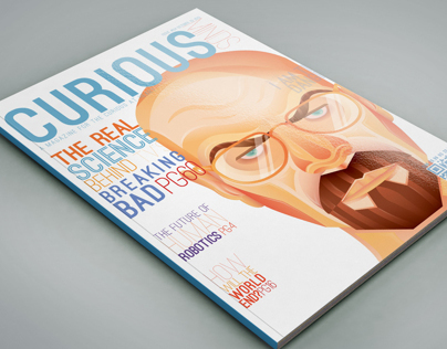 Curious Minds Magazine