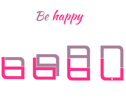 Be Happy Logo