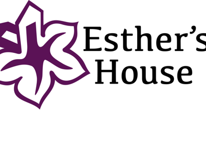 Esther's House Logo Concept