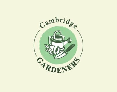 CAMBRIDGE GARDENERS LOGO