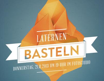 Laternen Basteln - Lantern Craft