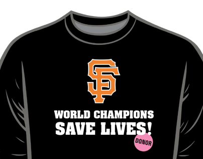 CTDN: Giants Day T-Shirts