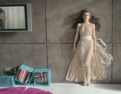 """Elvira T. - Vse resheno"" music video"
