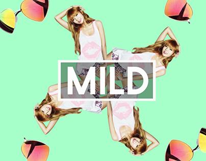 Mango Mild Sun Block - Tony Moly
