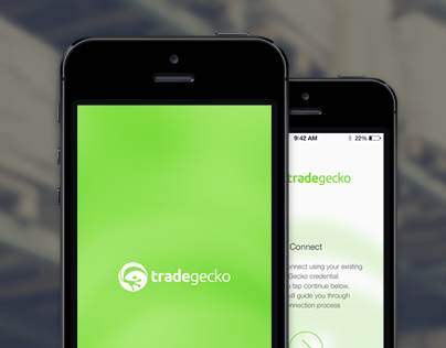 Tradegecko iPhone app