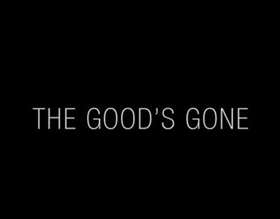 Animated Student Short Film - The Good's Gone