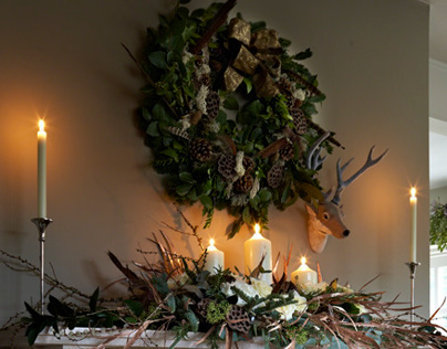 """Winter Wonderland"" Good Housekeeping January 2014"