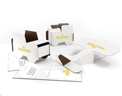 Corporate Identity |  Tecotek